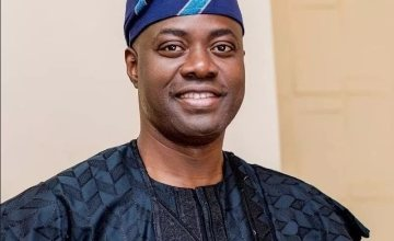 I Have No Godfather – Gov. Seyi Makinde