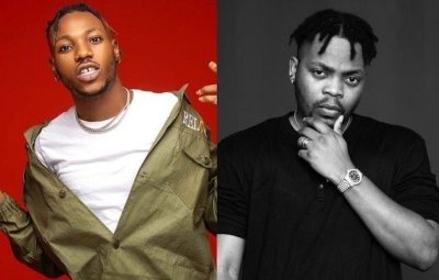 """WAHALA BE LIKE BICYCLE!! """"You And Olamide Baddo Are MAD"""" – Davolee Blows Hot For A Fan"""