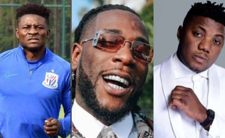 African Giant CDQ Claims He Was Stabbed by Burna Boy's Squad Over Obafemi Martins Dram