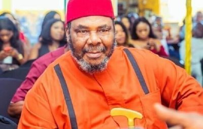 If your husband cheats, buy him condoms - Pete Edochie [VIDEO]