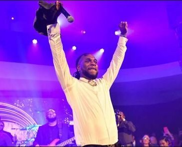 See Burna Boy's Emotional Route To Grammy Award