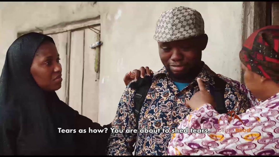 DOWNLOAD Suru Baba Iwa – 2021 Yoruba Movie