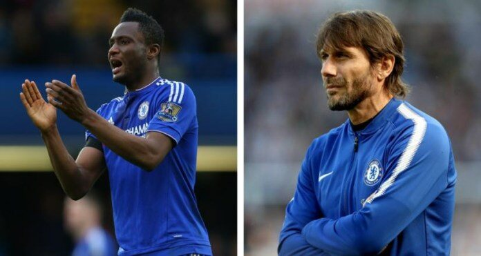 Mikel Obi Reveals How Antonio Conte Ended His Chelsea Career Because He Represented Nigeria At The Olympics