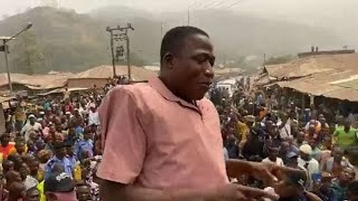 """Fulani Is Ruling Every Sector And Yoruba Is Ready To Separate"" Sunday Igboho Declares (SEE VIDEO)"