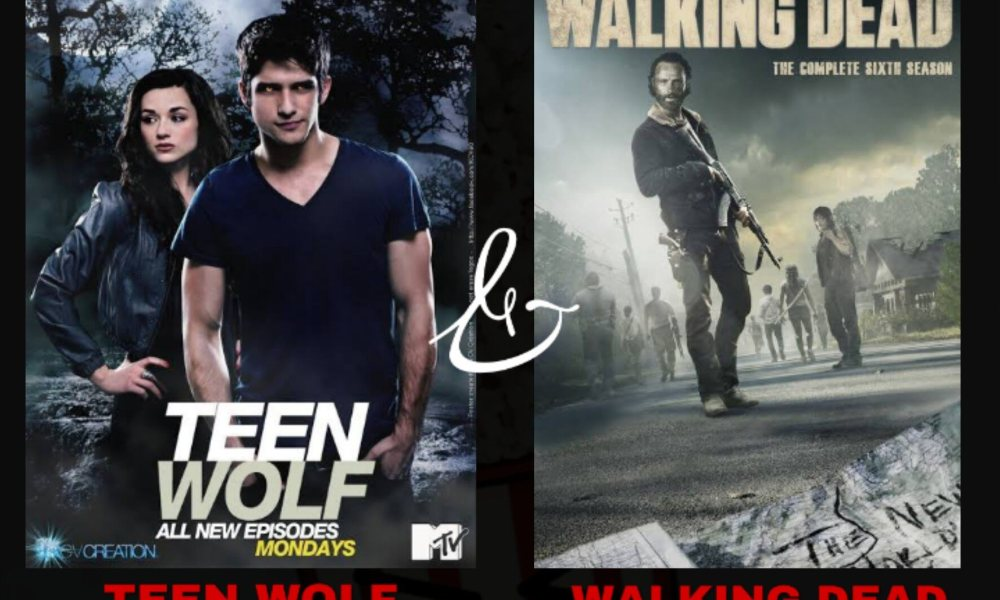 "MOVIE LOVERS!!! ""Teen wolf Or Walking Dead"" Which Series Is More Interesting To Watch?"