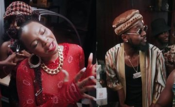 VIDEO: Yemi Alade ft. Patoranking – Temptation