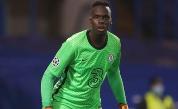Chelsea Goalkeeper, Edouard Mendy Names Nigerian Legend Who Inspired Him Not To Quit Football