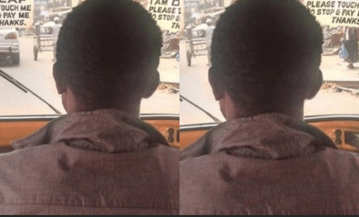 Deaf 'Keke' Rider Spotted In Lagos (Photo)