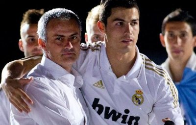 'Cristiano Ronaldo was in love with him,' Mourinho makes revelation of former Real Madrid duo