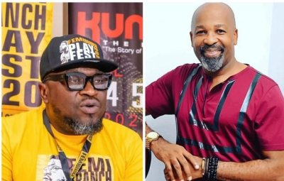 """""""I think you need to examine your brain,"""" Femi Branch shades Yemi Solade over Twitter ban"""