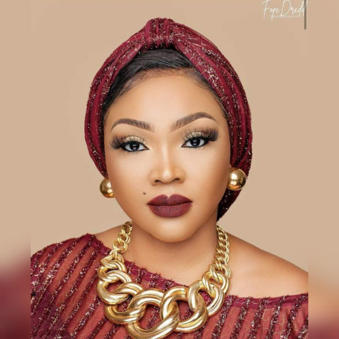 Actress, Mercy Aigbe Begs Ex-husband, Lanre Gentry