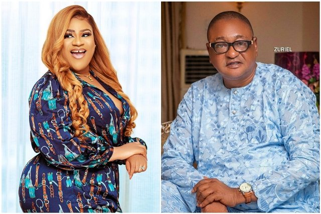 Nkechi Blessing Threatens To Reveal Jide Kosoko's Secrets In Reaction To TAMPAN Suspension of Iyabo Ojo
