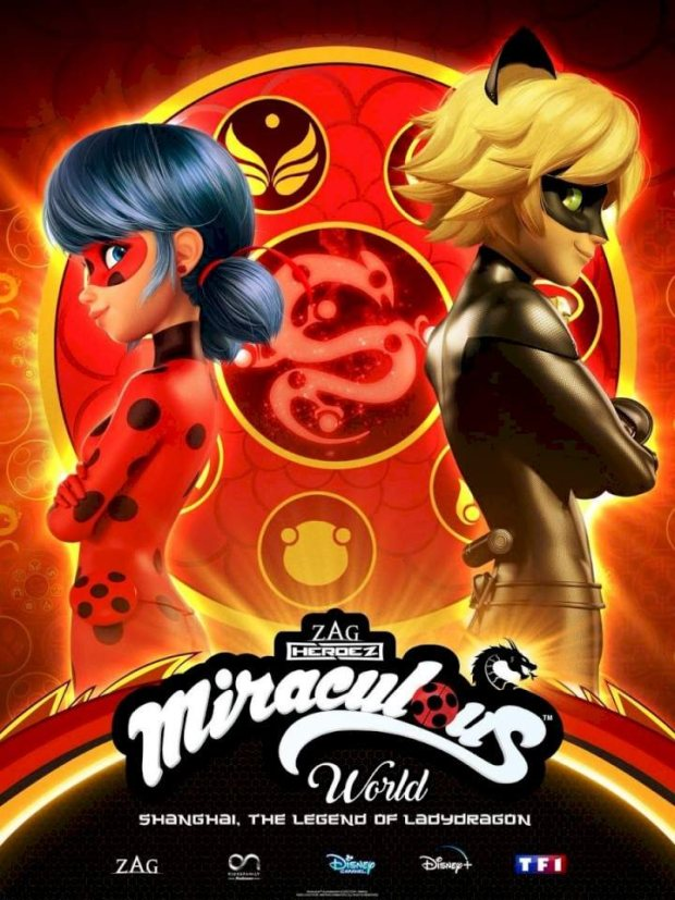 FULL MOVIE: Miraculous World: Shangai (The Legend Of The Lady Dragon) (2021)