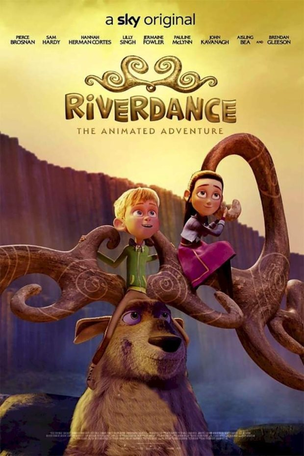 FULL MOVIE: River Dance (The Animated Adventure) (2021)