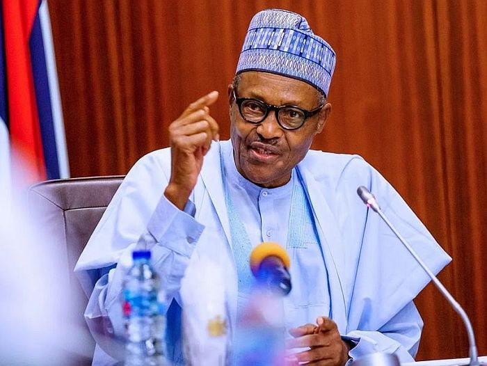 Ensure Nigeria Is Secure, Behave Yourselves If You Want Jobs, Buhari Tells Youths (VIDEO)