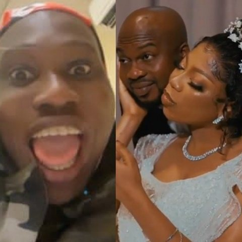 Video Vixen Bolanle's Husband Agrees To Physically Assaulting Her