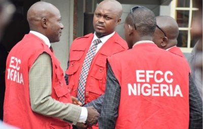 JUST IN! EFCC Freezes Oyo Assembly Finance Director's Account (Read Details)