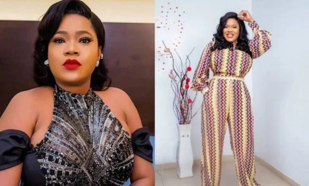 Nollywood Actress, Toyin Abraham To Become Director In Upcoming Movie