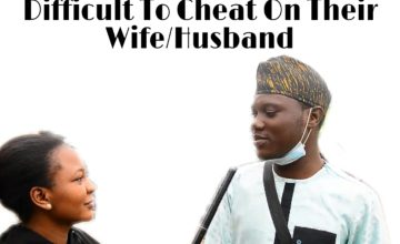 TRY NOT TO LAUGH! Why Do Men/Women Find It Difficult To Cheat On Their Wife/Husband?