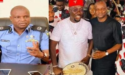 E DON HAPPEN!! Police Involved As Obi Cubana's Friend Is Unable To Pay Hooker