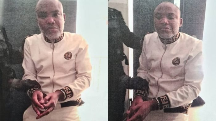 JUST IN!! Nnamdi Kanu Granted Access To Meet His Lawyer, Ifeanyi Ejiofor In DSS Custody