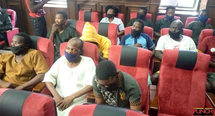 New Judge To Sign Igboho Aides' Release Warrant Today