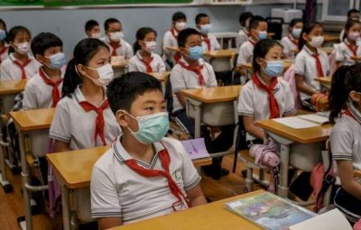 China Bans Exams For Six-Year-old School Children