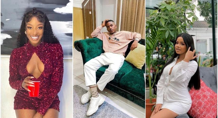 'You're Stupid And Shameful'. Timini's Ex Girlfriend Fires Back at Ms DSF