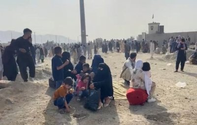 Taliban Urge People To Leave Airport In Afghan Capital After 12 Killed Since Sunday