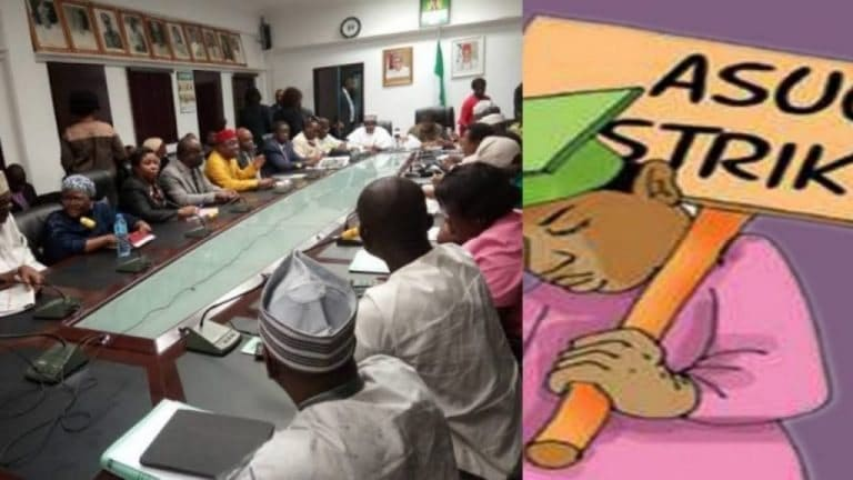 Hold FG Responsible – ASUU Warns It Might Embark On Another Strike