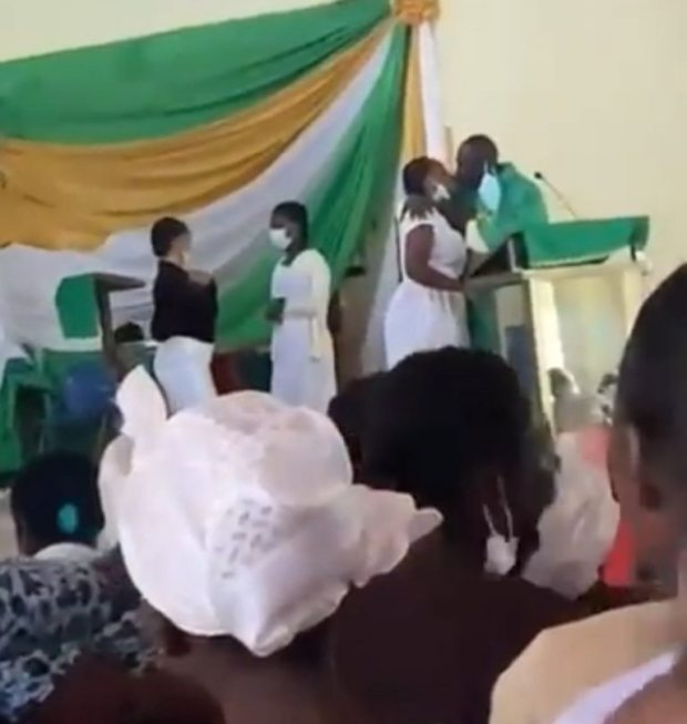 Reverend Father 'Broke My Virginity' With Holy Kiss – Student Cries