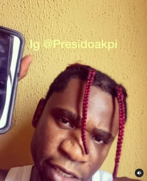 Speed Darlington Releases Statement After His Release From Police Custody