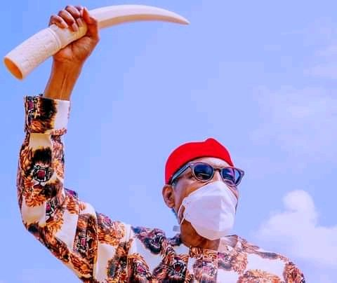 President Buhari Thanks Imo State People For Giving Him A Warm Reception