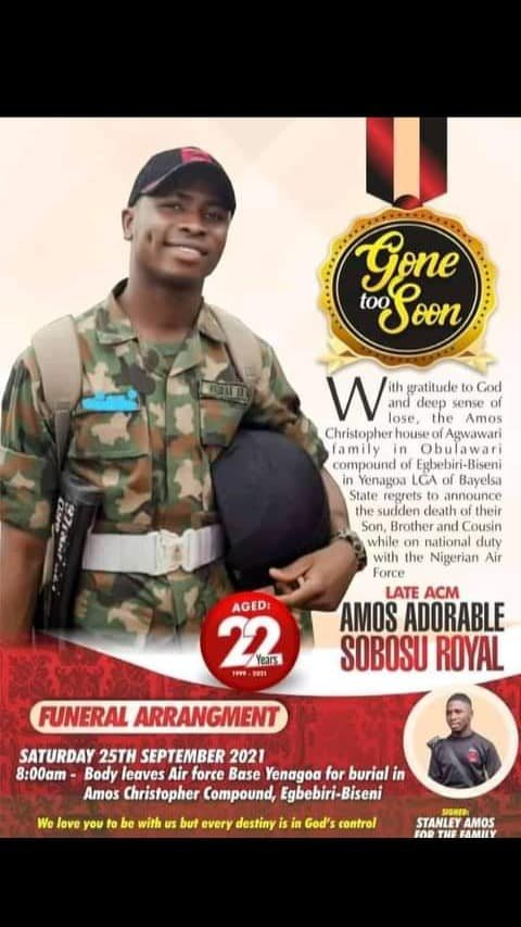 Video Of Soldier, Amos Adorable Sobosu Royal Motivating Pupils Before Death