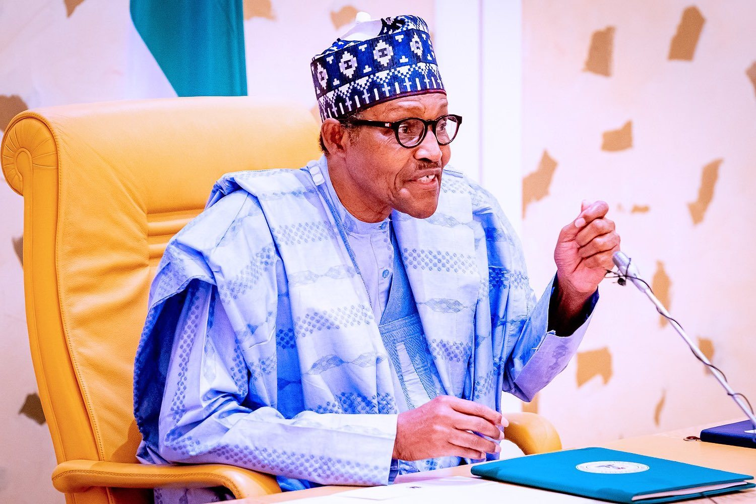 I'll use my powers to help Uzodinma fight insecurity in Imo – Buhari