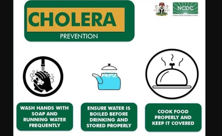 Cholera ravages Nigeria: 2,141 deaths, 65,145 suspected cases recorded in 23 states
