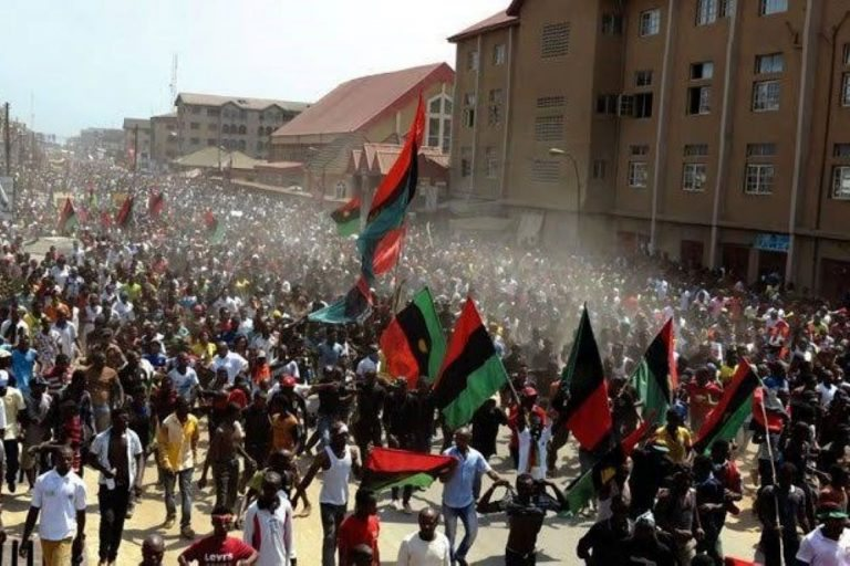 IPOB Rejects Buhari's Visit To Imo, Declares Sit-At-Home Protest On Thursday