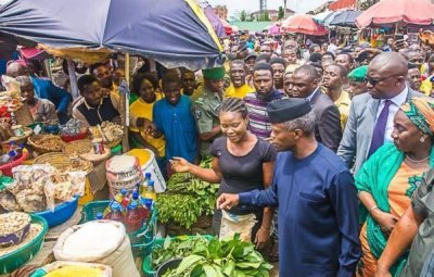 Food Prices Rise As Nigeria's Inflation Drops For Fifth Straight Month
