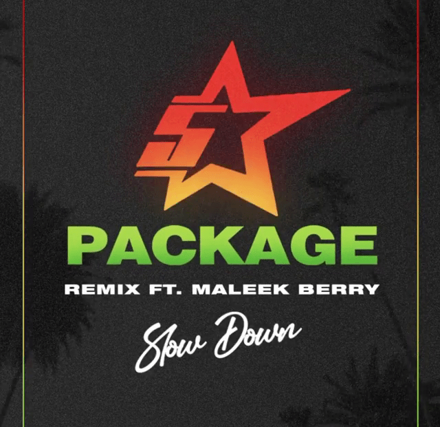 King Promise ft. Maleek Berry - Slow Down (Remix)