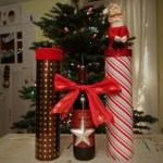 how-to-wrap-a-wine-bottle-for-christmas
