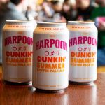 Dunkin' and Harpoon Release Iced-Coffee-Inspired Summer Pale Ale