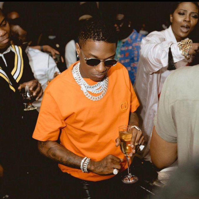 celebrity news: I'd discover unrefined petroleum in Wizkid house in the midst of how he didn't gloat about his Grammy plague