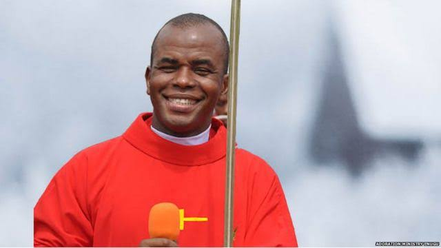 DSS has summoned Rev. Fr. Ejike Mbaka to Abuja for some questioning