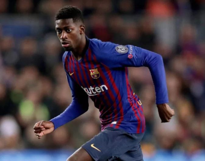 FC Barcelona President Gives Condition To Sell Dembele (See Details)