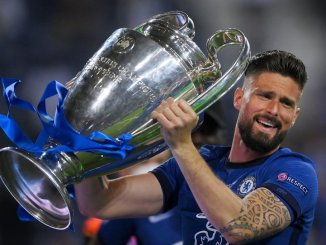 AC Milan are pushing for Olivier Giroud's move