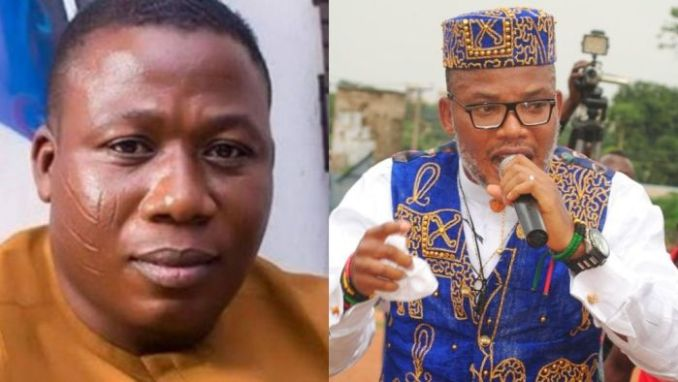 Arresting Nnamdi Kanu, Sunday Igboho Proves Govt Can Also Stop Bandits But They Like It