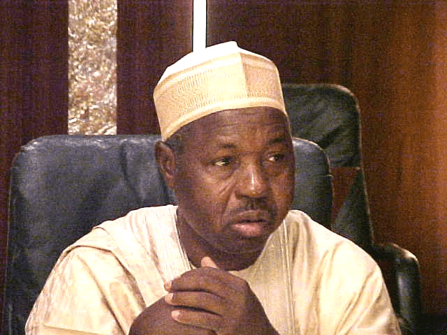 """""""Bite bandits and give up ready on the government for action"""" Governor, Aminu Bello urges Nigerians"""