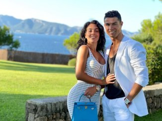 celebrity news: Cristiano Ronaldo flaunts his lady friend as they experience summer