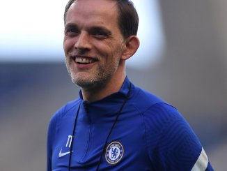 Chelsea Manager Thomas Tuchel named Germany's first-class soccer supervisor of the year