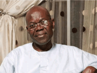 """""""If you applaud Buhari in the market location or church buildings you'd be stoned"""" former APC lawmaker, Andrew Uchendu,"""